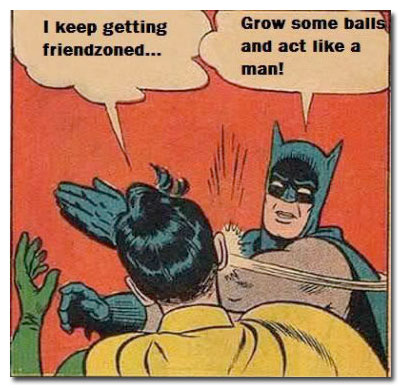 batman-friendzone